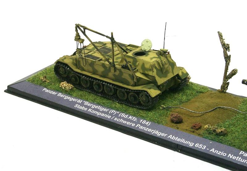 """[IXO] Bergetiger & Panzerjäger Tiger (P) """"Elefant"""" (Sd.Kfz. 184) (02) Sdkfz_25"""