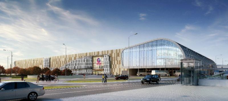 O Shopping Center do Litoral Alentejano e do Terminal Rodoviário em na cidade de Sines Item_810