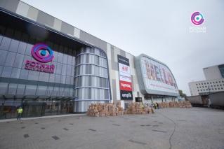 O Shopping Center do Litoral Alentejano e do Terminal Rodoviário em na cidade de Sines Poznac10