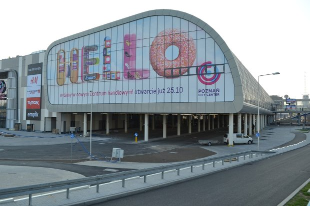 O Shopping Center do Litoral Alentejano e do Terminal Rodoviário em na cidade de Sines Z1474510