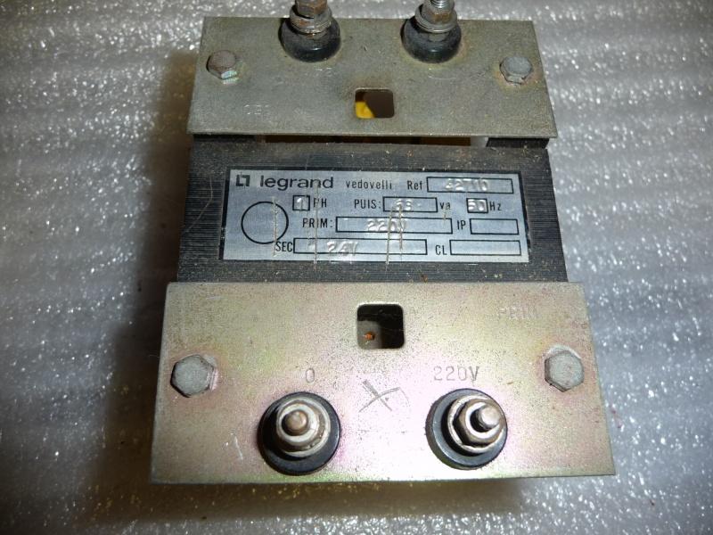 Transformateur 110-220 24v_6310