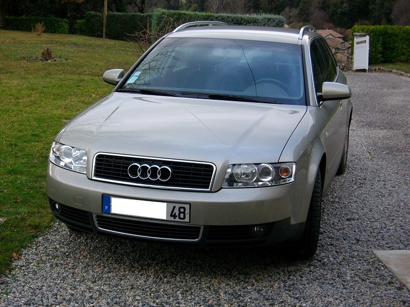 Audi A4 Avant B6 1,9TDI 101cv Pack Beige Canvas Métal de 2004 Imgp0011