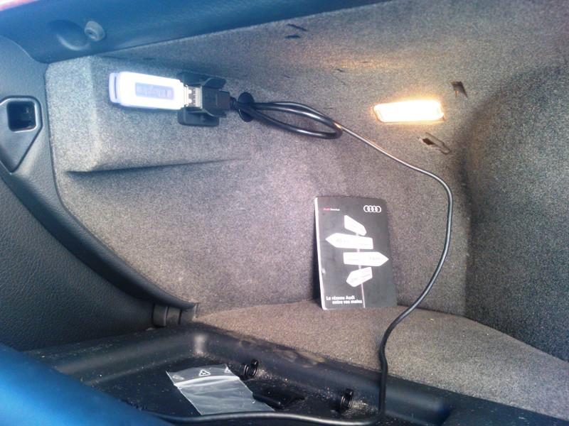 Audi A4 Avant B6 1,9TDI 101cv Pack Beige Canvas Métal de 2004 Wp_00011