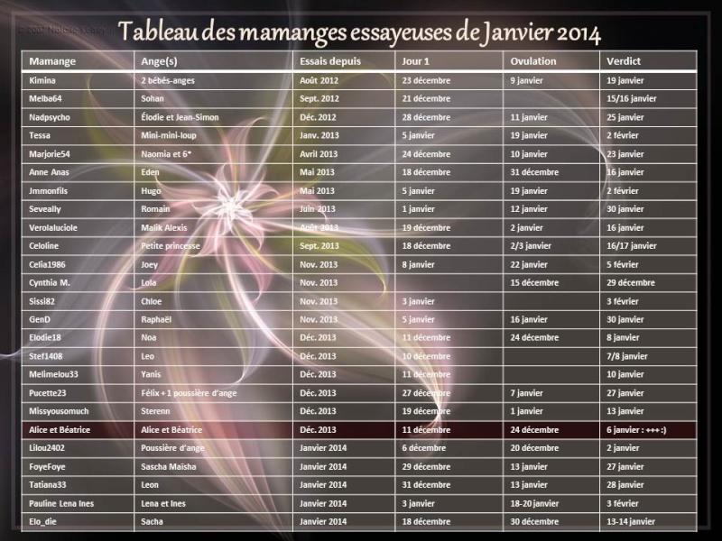 Tableau des essayeuses de Janvier 2014 Tablea19