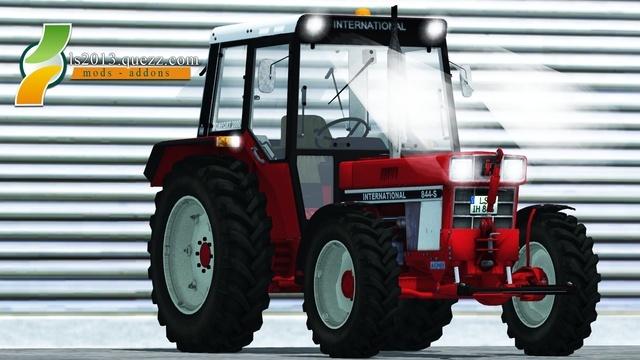 Tractor IHC 844 Fsscre10