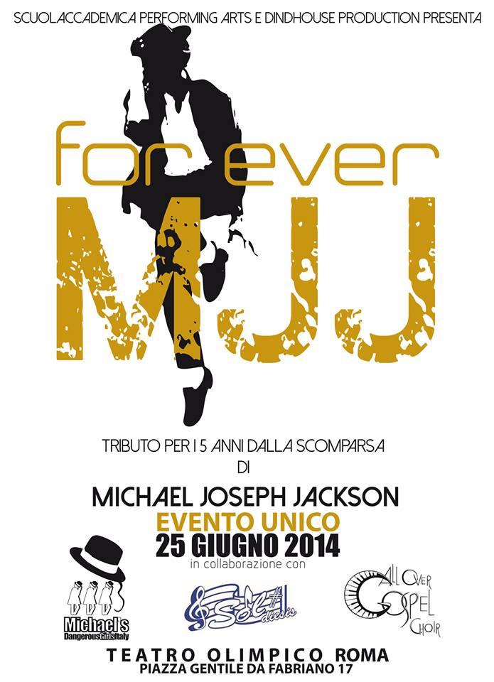 Evento al Teatro Olimpico di Roma il 25.6.2014 Locand10