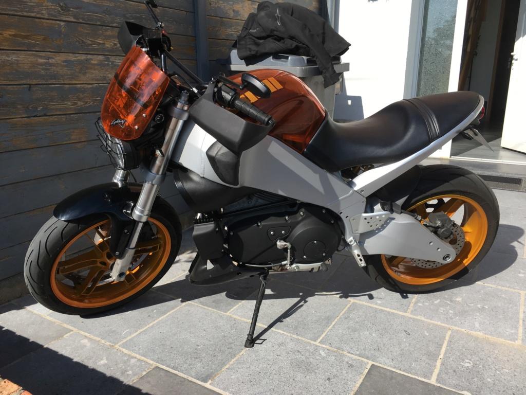Présentation de ma Buell XB9 SX 2007 7c9d4c10
