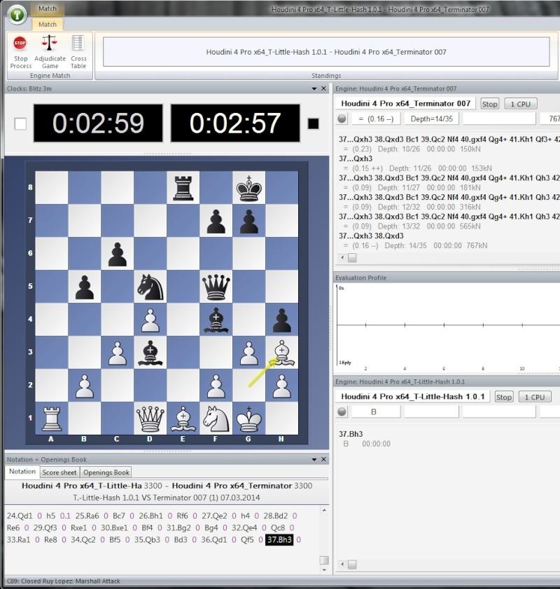Terminator-Little-Hash 1.0.1 vs Terminator 007 Tlhvt010