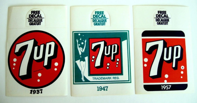Années 7up baigneuse 7up11