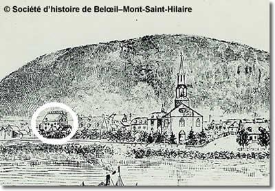 Brasserie à Mont-St-Hilaire Brasse12