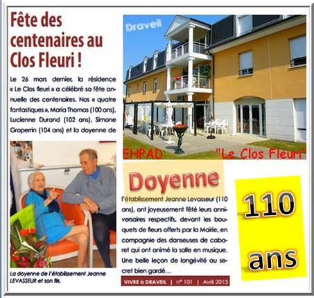 Preuves de vie sur les personnes de 110 ans et plus - Page 23 Jeanne11
