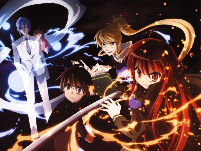 Shakugan no Shana ( Anime ) Shakug10