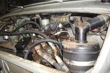 unimog 406 1964  Dscf0215