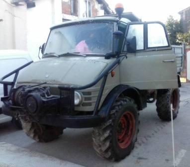 unimog 406 1964  U40612