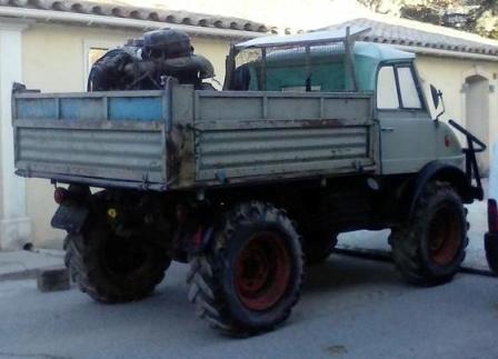 unimog 406 1964  U406211