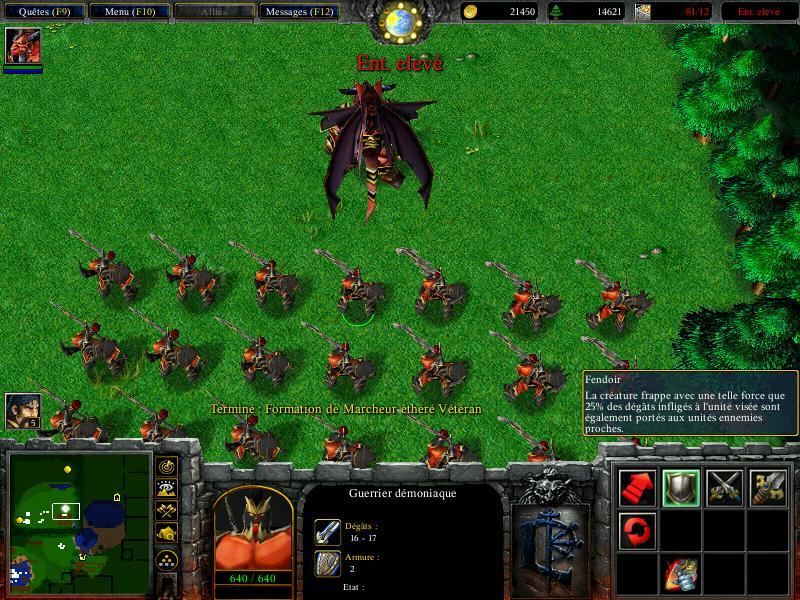 Race possible : Les démons (non cheat) War3_228