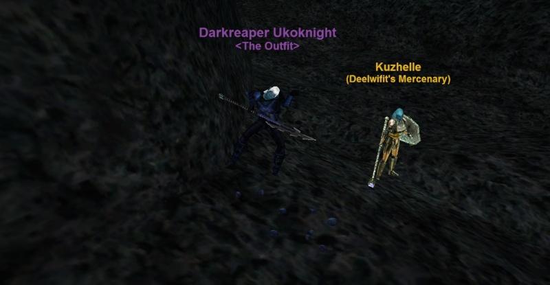 Wild & weird screenshots while logged in to EQ Eq000018