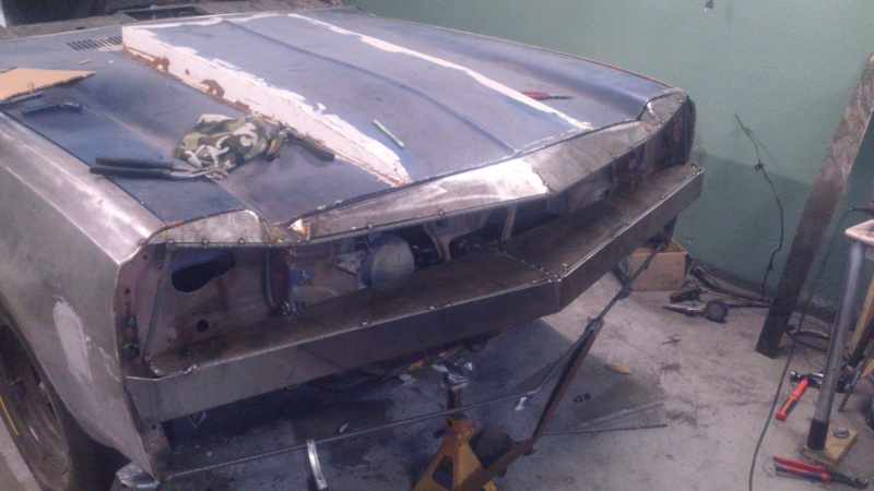 Chevelle ss 1973 rebuild Ss_1610