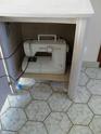 vieux meuble de machine a coudre  Sdc11237