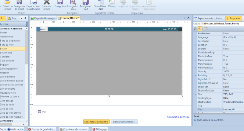 Loozer-OS EBB (Edtion Blue Basic) Un os développer sous SZ et VS - Page 5 Eeee10