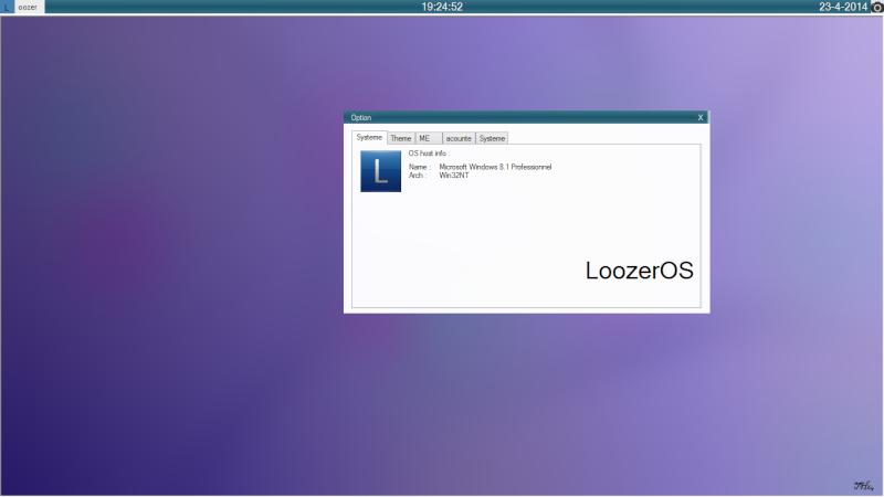 Loozer-OS EBB (Edtion Blue Basic) Un os développer sous SZ et VS - Page 3 Loozer19