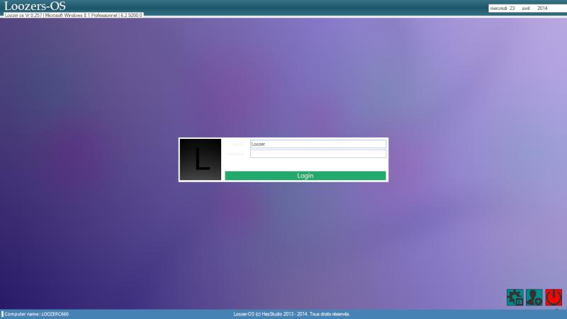 Loozer-OS EBB (Edtion Blue Basic) Un os développer sous SZ et VS - Page 3 Loozer25