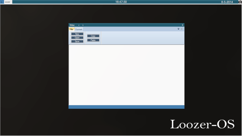 Skift Operating System Loozer36