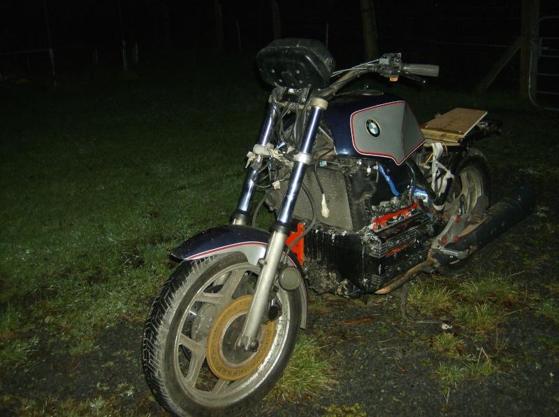 K100 restoration cafe-racer style  Hpim0415