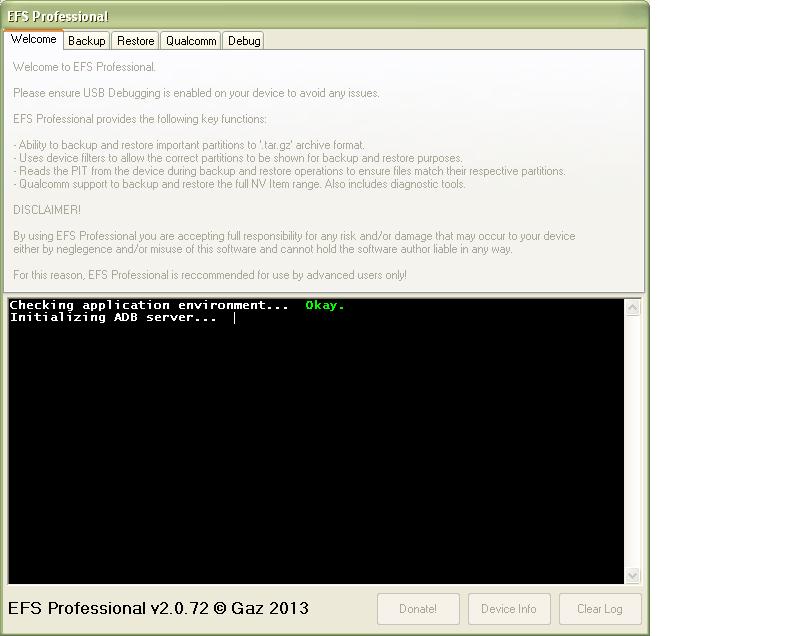 [TUTO] Comment sauvegarder et restaurer le dossier EFS dont son IMEI sur un appareil Samsung Galaxy [15.01.2014] - Page 4 Adb_in10