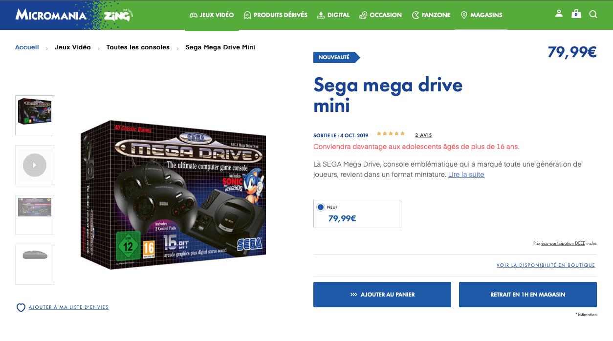 Megadrive Mini : Quels sont les 40 jeux que vous aimeriez voir sur cette console ? Captur18