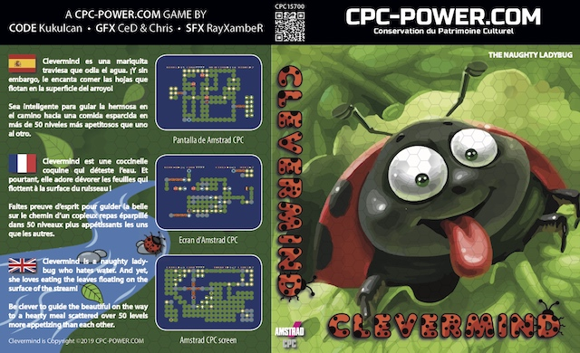 * AMSTRAD CPC * TOPIC OFFICIEL - Page 2 Clever10