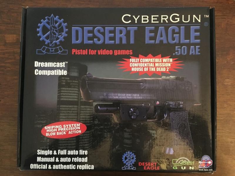 Dreamcast Desert Eagle .50 AE Img_6411