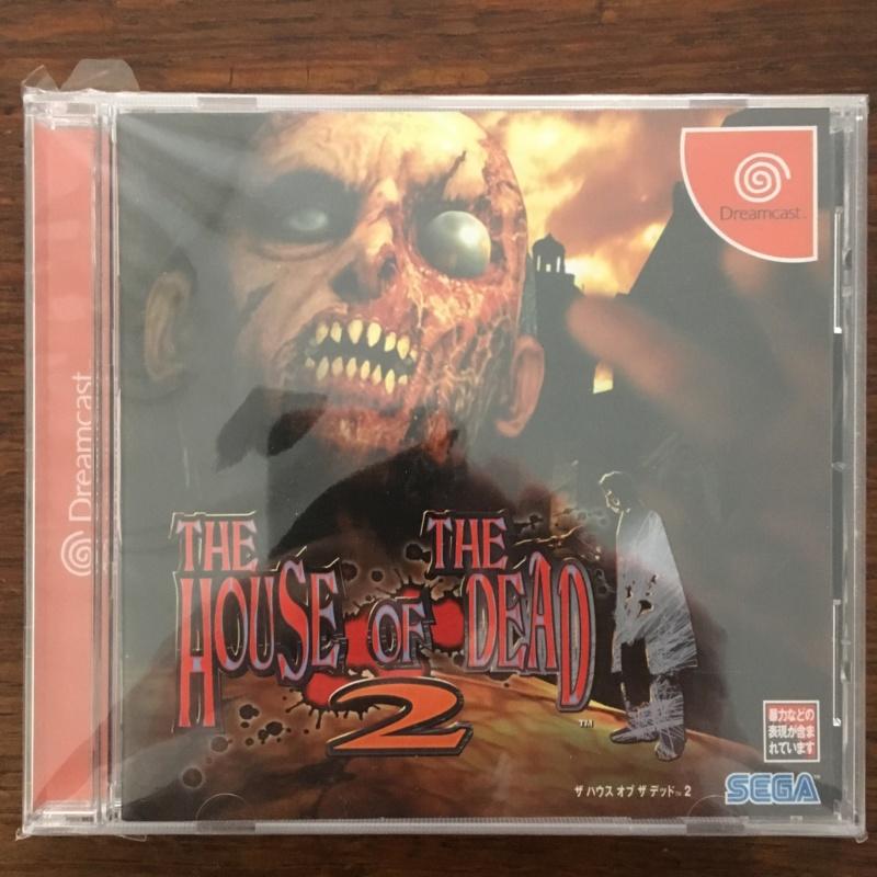[VDS] DC JAP : Confidental Mission / The House Of The Dead 2 / Virtua Cop 2 Img_7611