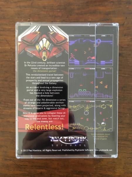 [VDS] Relentless version boite pour Amstrad CPC Img_7910