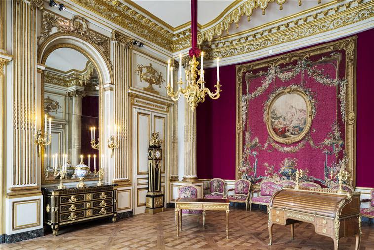 L'Hôtel du Grand Prieur au Temple, chez le comte d'Artois 00009510