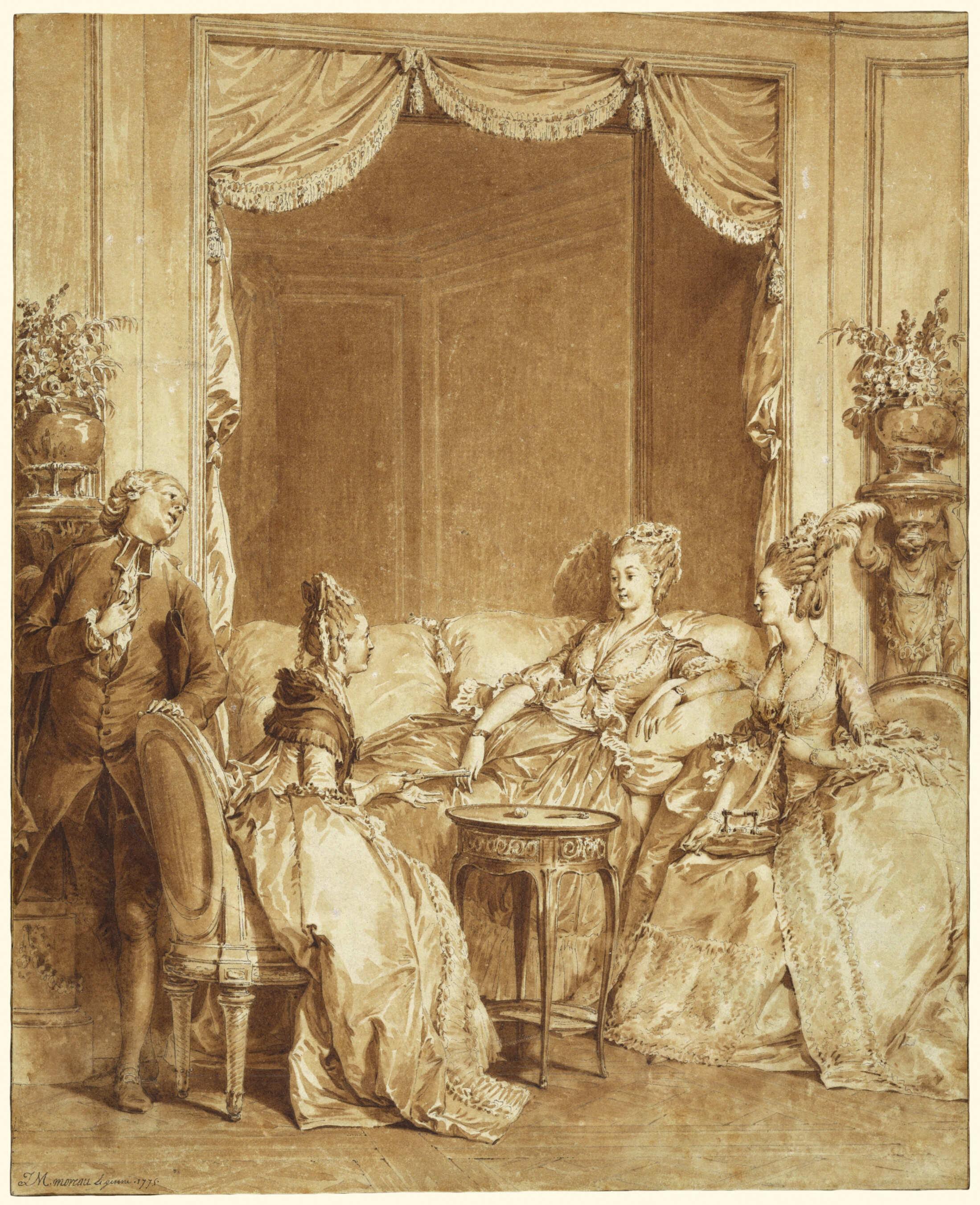 Le Garde-Meuble de la Couronne, actuel Hôtel de la Marine - Page 5 00015012