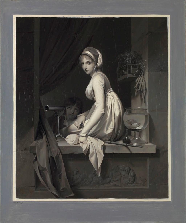 Louis-Léopold Boilly : peintre de la société parisienne de Louis XVI à Louis-Philippe 0021010