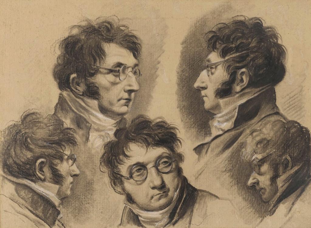 Louis-Léopold Boilly : peintre de la société parisienne de Louis XVI à Louis-Philippe 00310