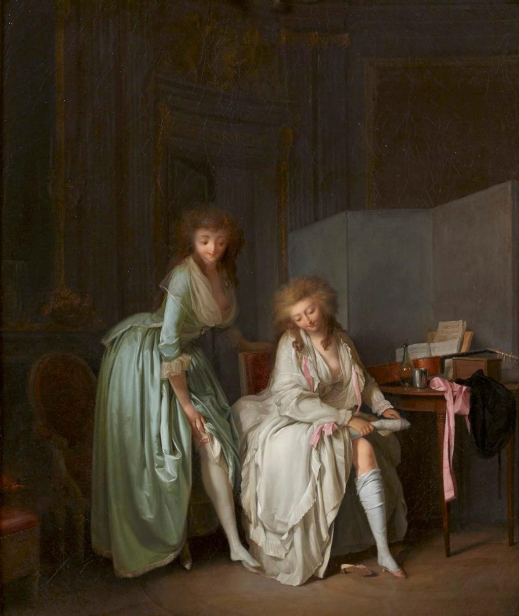 Louis-Léopold Boilly : peintre de la société parisienne de Louis XVI à Louis-Philippe 00410
