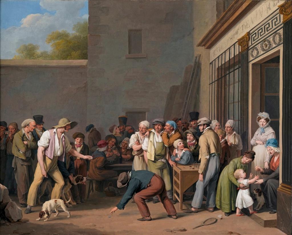 Louis-Léopold Boilly : peintre de la société parisienne de Louis XVI à Louis-Philippe 00910