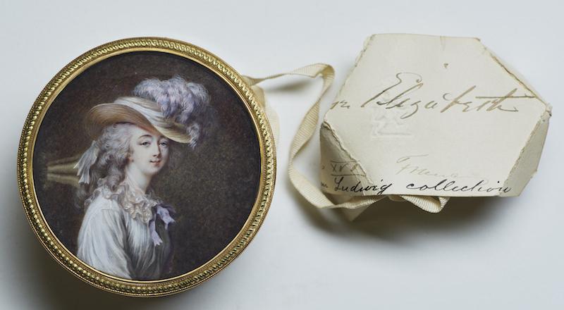Portraits de la comtesse du Barry par (et d'après) Elisabeth Vigée Le Brun 01142610