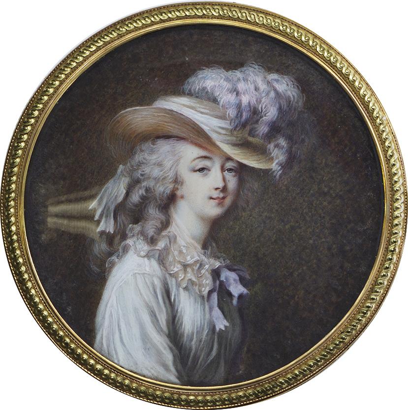 Portraits de la comtesse du Barry par (et d'après) Elisabeth Vigée Le Brun 01142611
