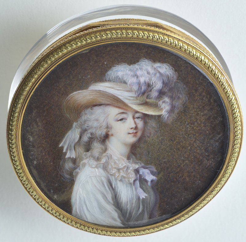 Portraits de la comtesse du Barry par (et d'après) Elisabeth Vigée Le Brun 01142710