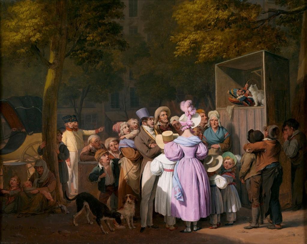 Louis-Léopold Boilly : peintre de la société parisienne de Louis XVI à Louis-Philippe 01310