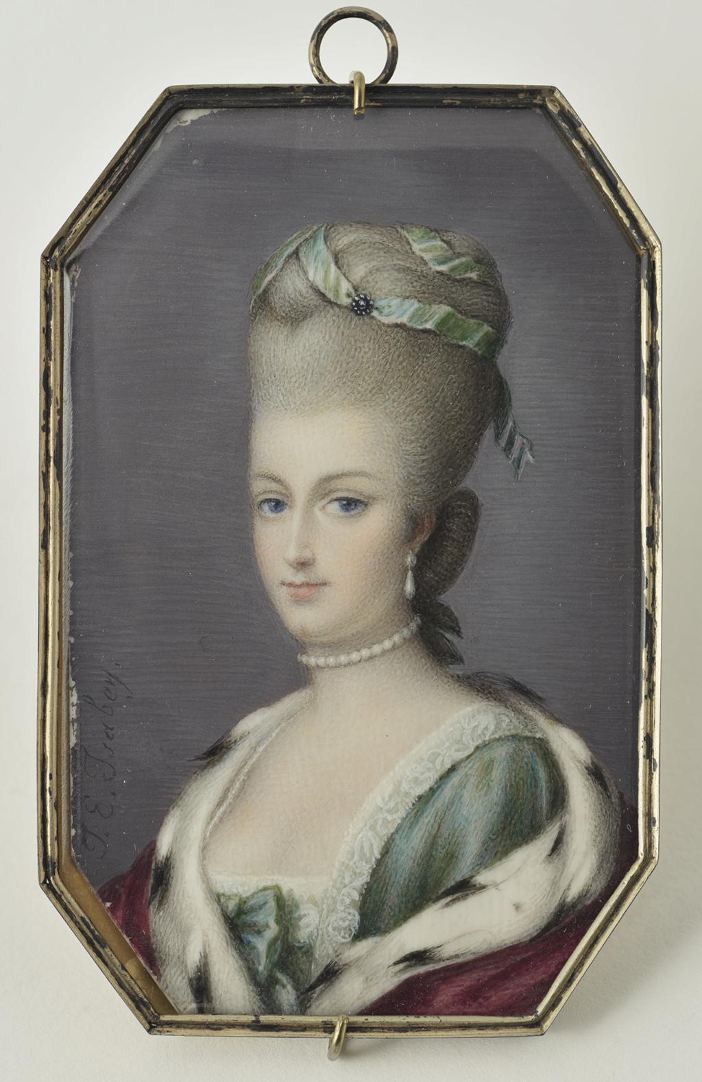 Portraits de Marie-Antoinette : les gravures, estampes, mezzotintes, aquatintes etc.  - Page 3 01321710