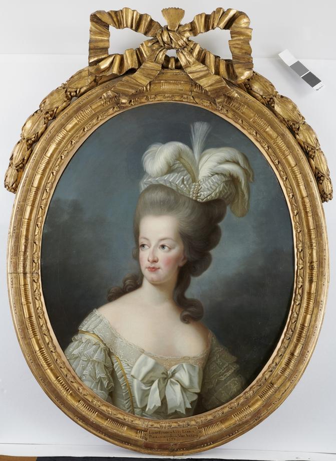 Cent portraits pour un siècle. Exposition au Musée Lambinet (Versailles) et Palais Lascaris (Nice) 013_ma10