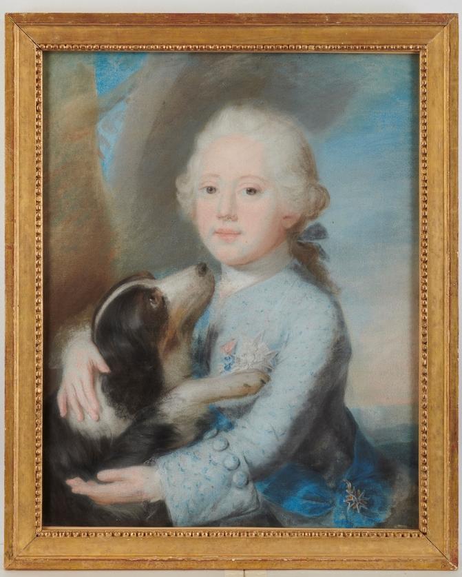 Cent portraits pour un siècle. Exposition au Musée Lambinet (Versailles) et Palais Lascaris (Nice) 016_ch10