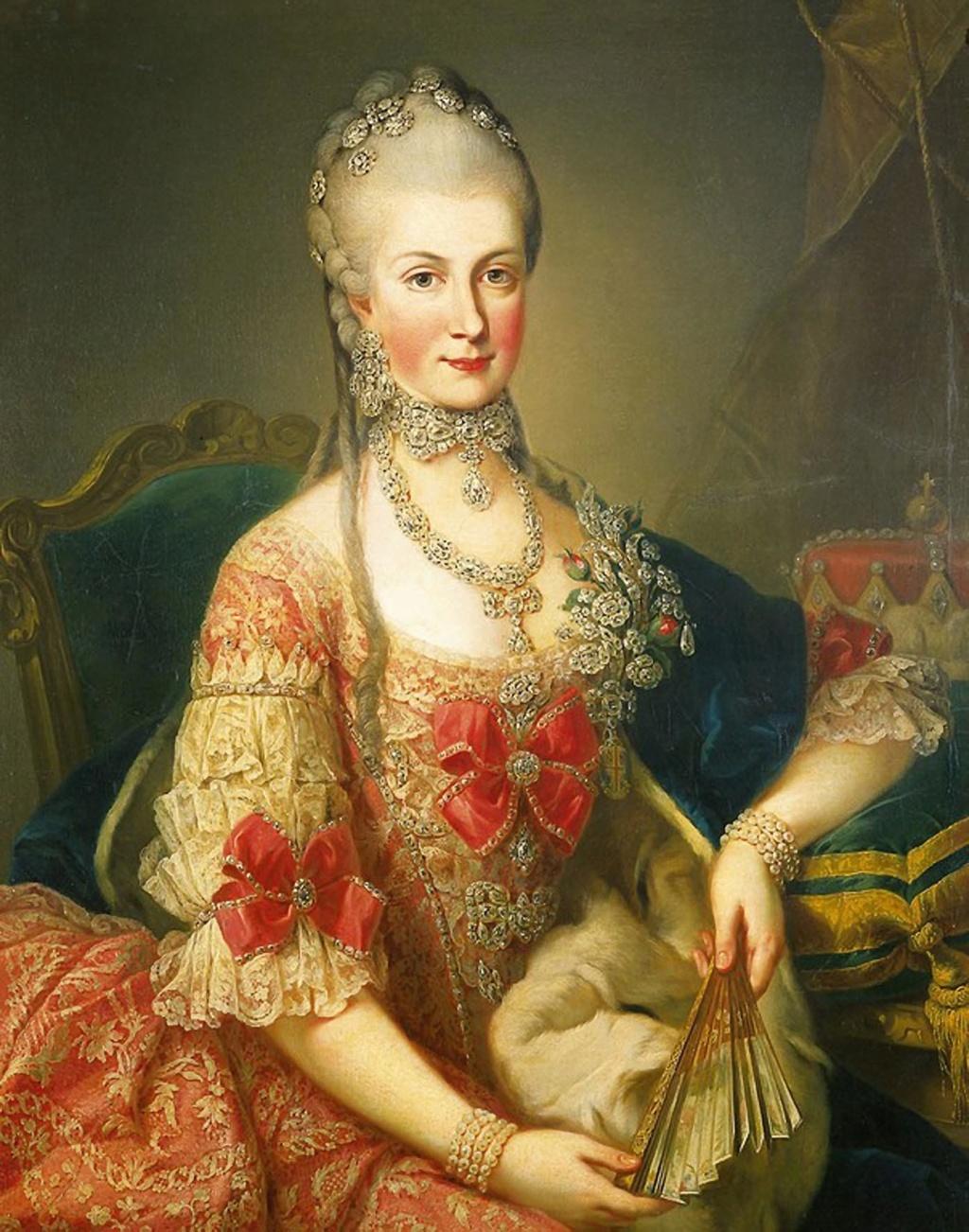 L'archiduchesse Marie-Christine, duchesse de Saxe Teschen 02e43210