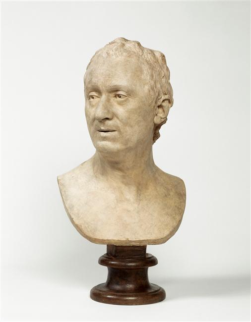 Jean-Antoine Houdon, le sculpteur des Lumières 03-00510
