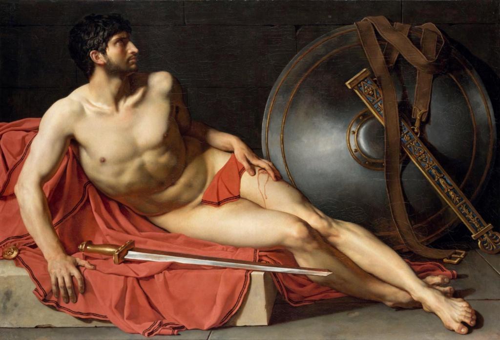 Les Drouais, artistes peintres de père en fils : Jean, Hubert, François-Hubert et Jean-Germain Drouais 0314610